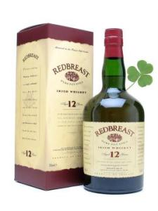 REDBREAST PURE POT STILL 12 YEARS OLD
